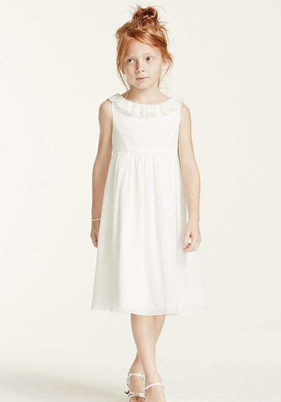 David's Bridal Juniors OP216 Flower Girl Dress photo