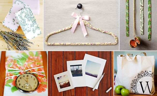 6 (Easy!) DIY Bridesmaid Gifts