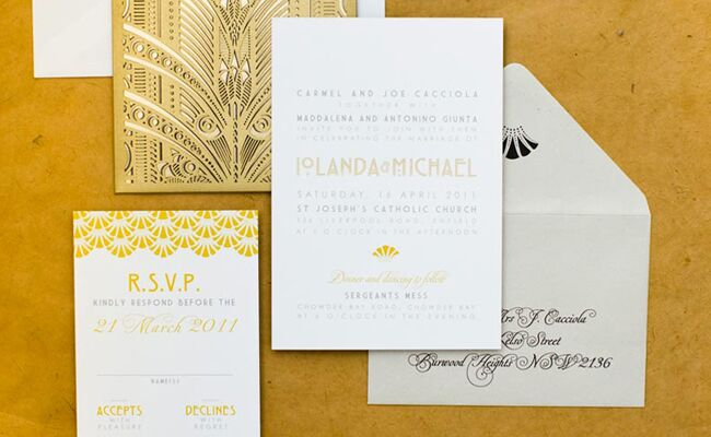 3 Wedding Invitation Must-Haves From Ceci New York