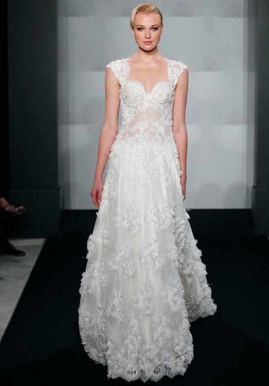 Mark Zunino for Kleinfeld 40 Wedding Dress photo