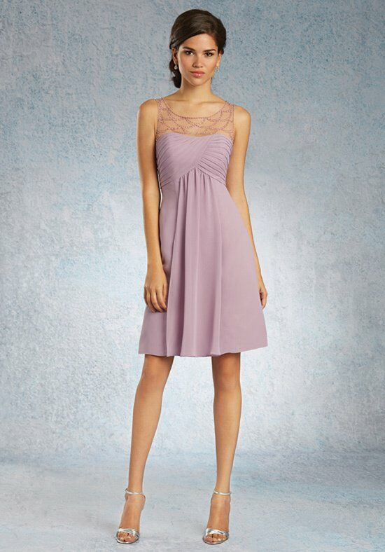 Alfred Angelo Sapphire (Bridesmaids) 8100S Bridesmaid Dress photo