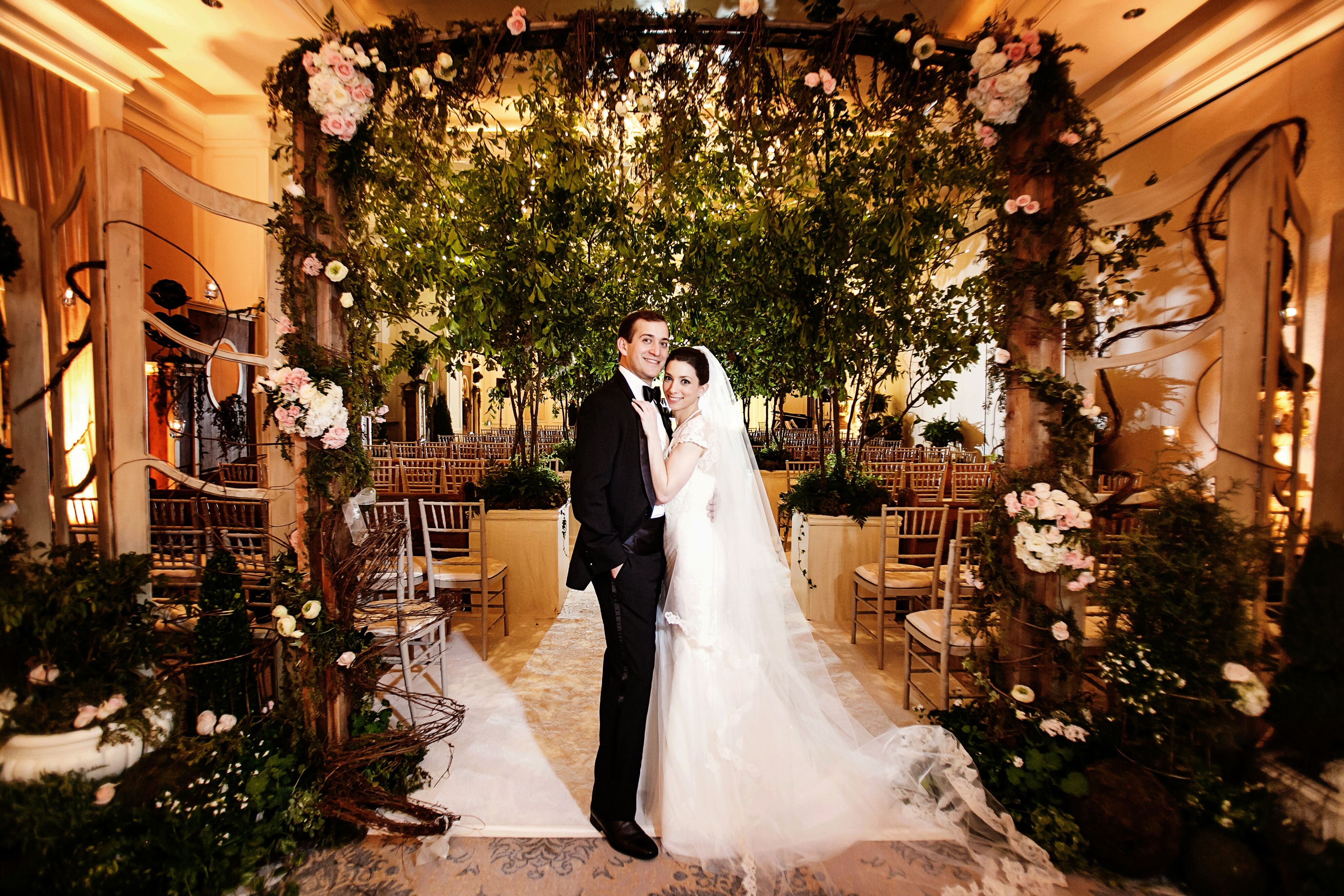 A Romantic, Fairy-tale Wedding in Atlanta, GA