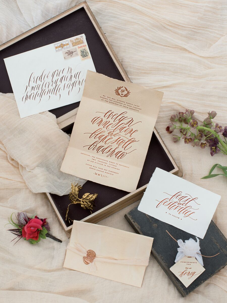 20 Prettiest Wedding Invitations