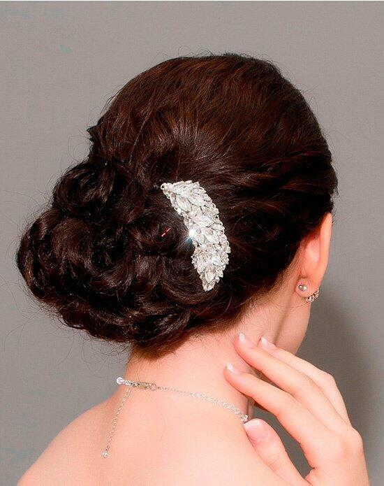 Laura Jayne Amora Barrette Wedding Pins, Combs + Clips photo