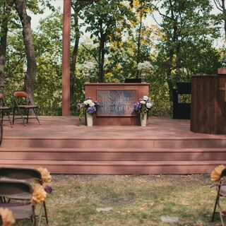 An Antique Rustic Wedding in Fargo