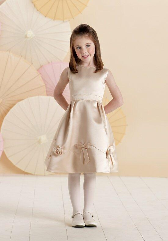 Joan Calabrese by Mon Cheri 214372 Flower Girl Dress photo