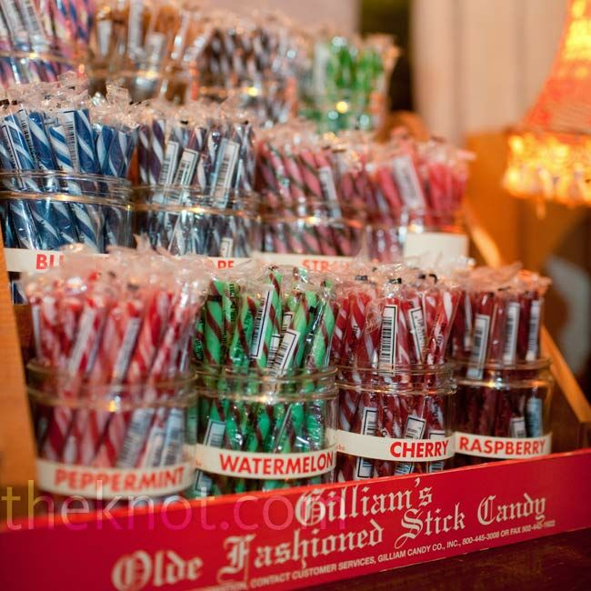 Old Fashioned Candy Display Cases
