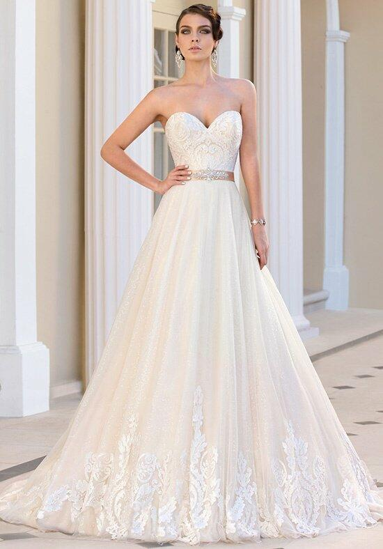IVOIRE by KITTY CHEN MARIE ANTOINETTE V1395 Wedding Dress photo