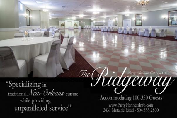 Wedding Reception Halls In New Orleans Area Venues La The