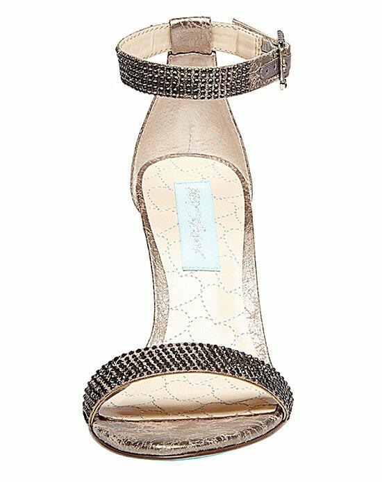 Blue by Betsey Johnson SB-BLING - Silver Wedding Shoes photo