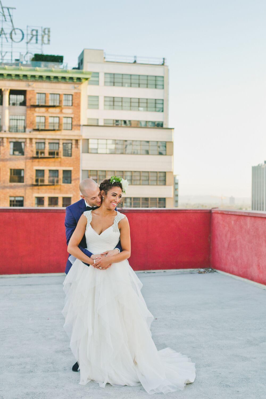 A Vibrant Jewish Wedding at the Redbury Hollywood in Los Angeles ...