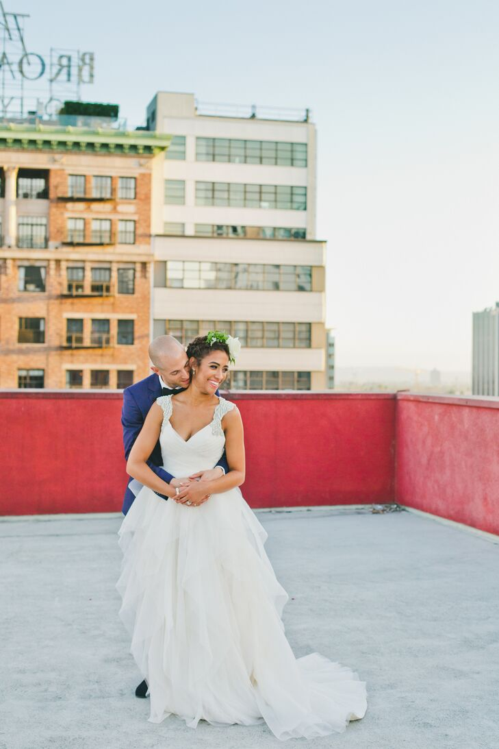 A Vibrant Jewish Wedding at the Redbury Hollywood in Los Angeles ...