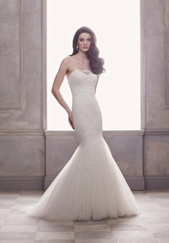 Paloma Blanca 4411 Wedding Dress photo