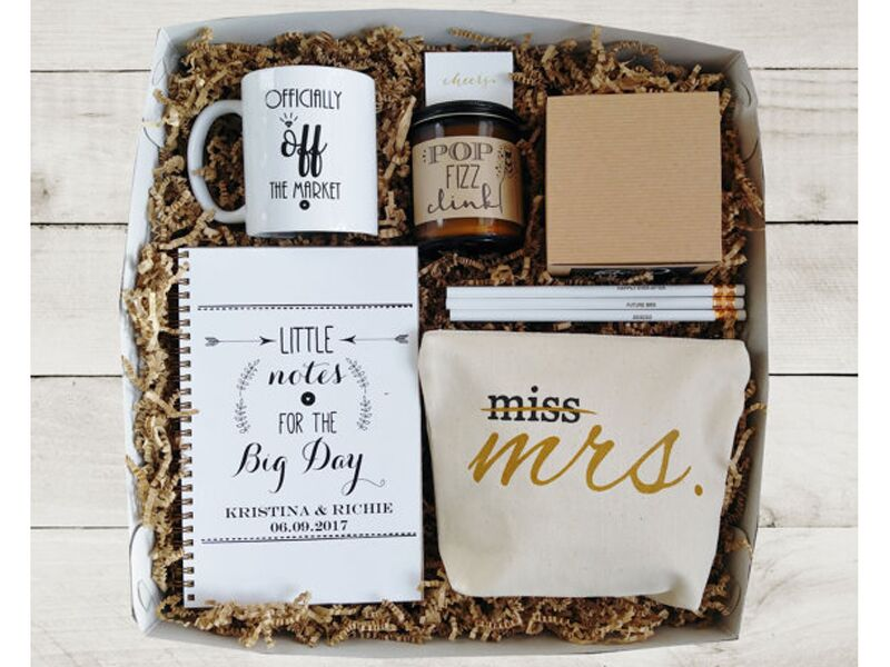 2c180a5c5390 30 Memorable Gift Ideas the Maid of Honor Can Give to the Bride