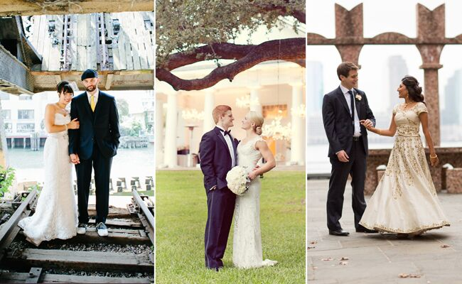 The 16 Prettiest Real Weddings Of The Year
