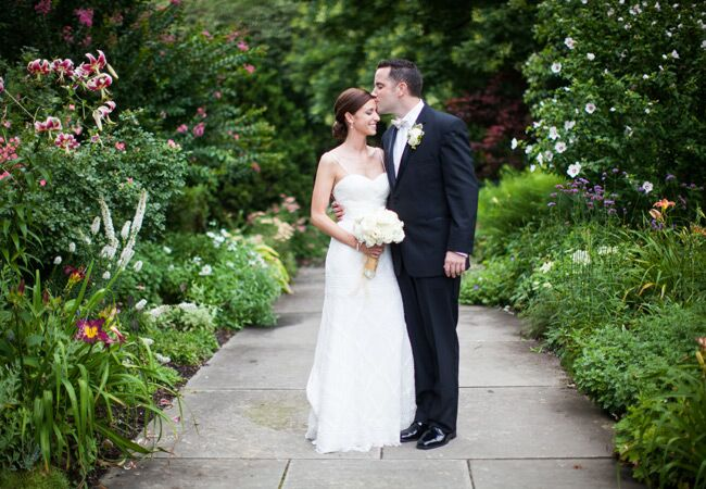 This Stunning Wedding Was Filled With Irish Heirlooms!