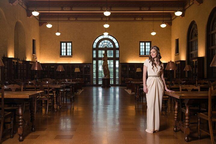Julia Ideson Library Houston Tx