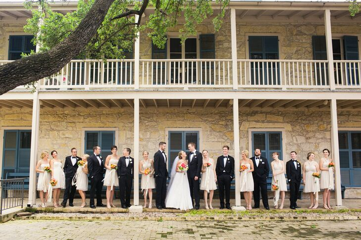 A Whimsical Rustic Wedding At Southwest School Of Art In