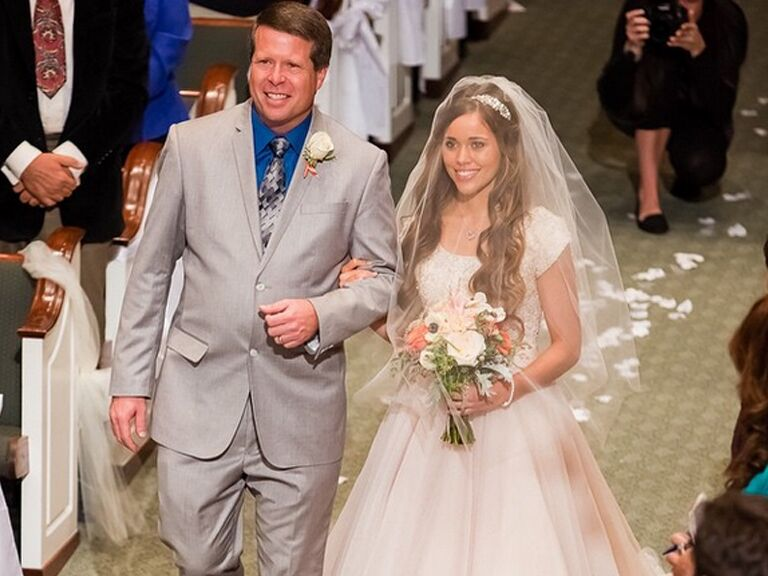Cant-Miss Details From Jessa Duggar and Ben Seewalds Wedding