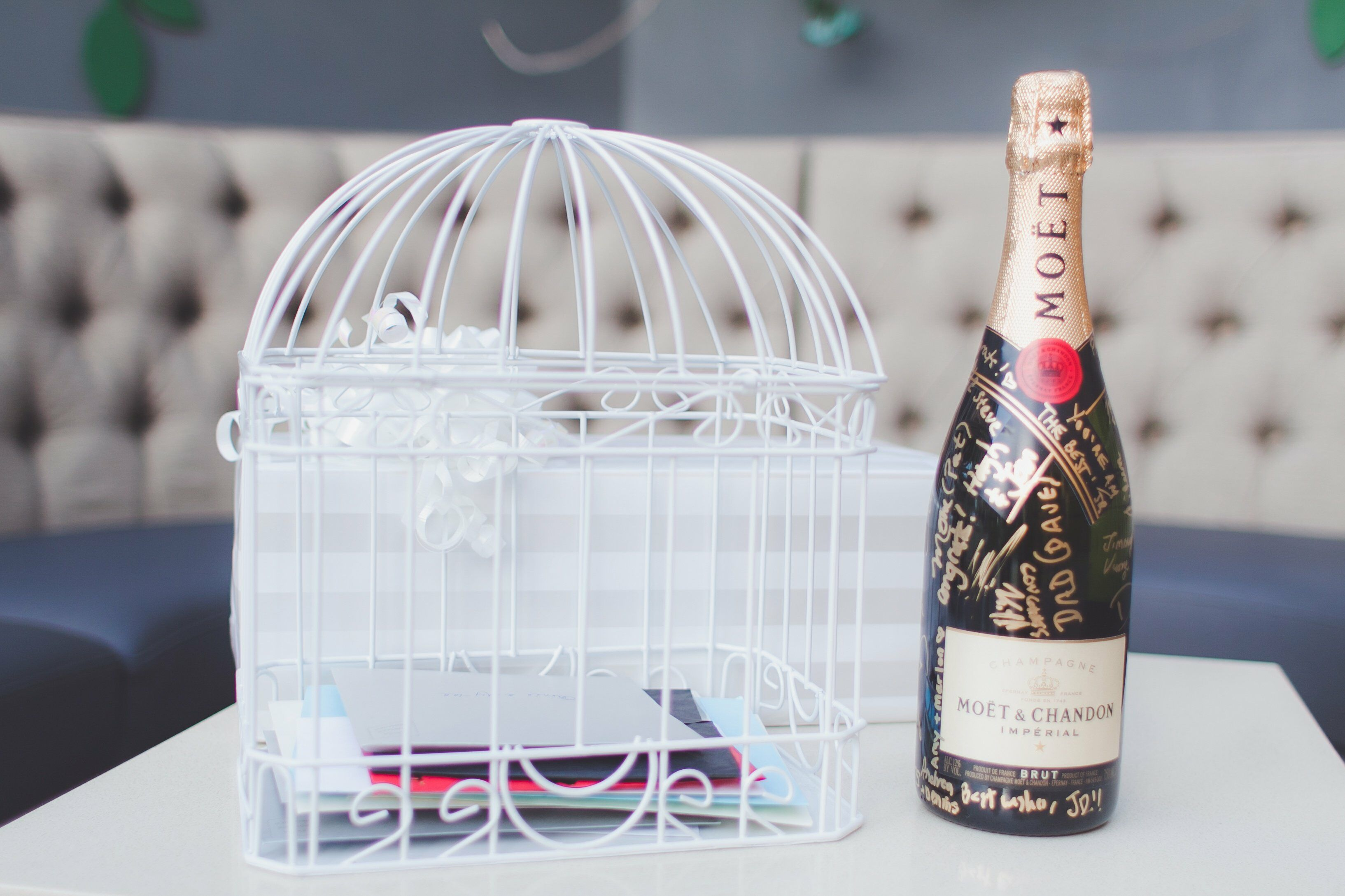 Creative Ways to Serve Champagne at Your Wedding