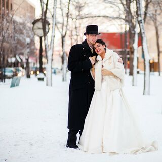 Steampunk Wedding in Minnesota