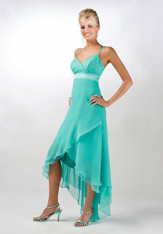 DaVinci Bridesmaids 9244 Bridesmaid Dress photo