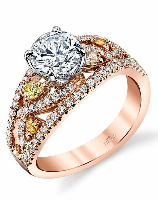 Parade Design R3295 from The Reverie Bridal Collection Engagement Ring photo