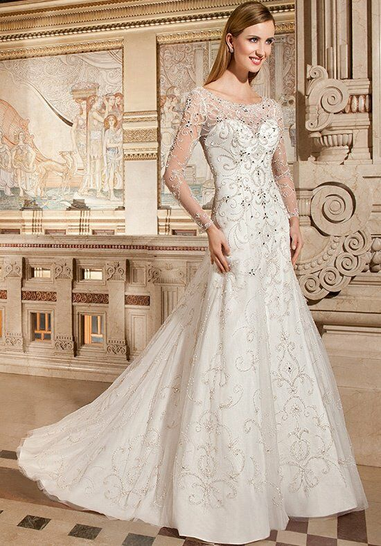 Demetrios 4328 Wedding Dress photo