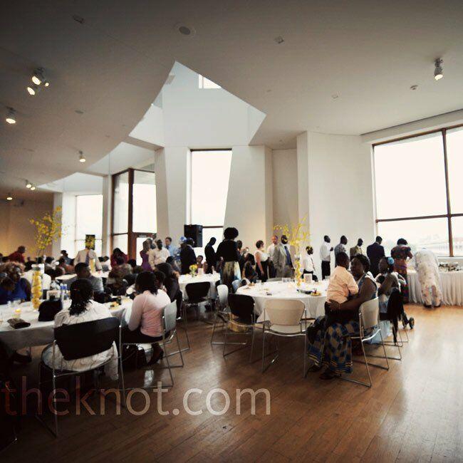 Weisman Art Museum Wedding