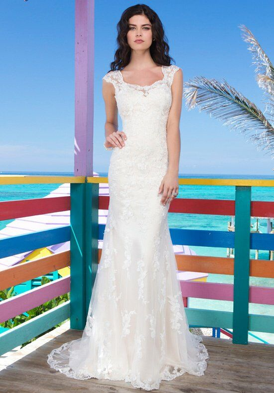 Sincerity Bridal 3785 Wedding Dress photo