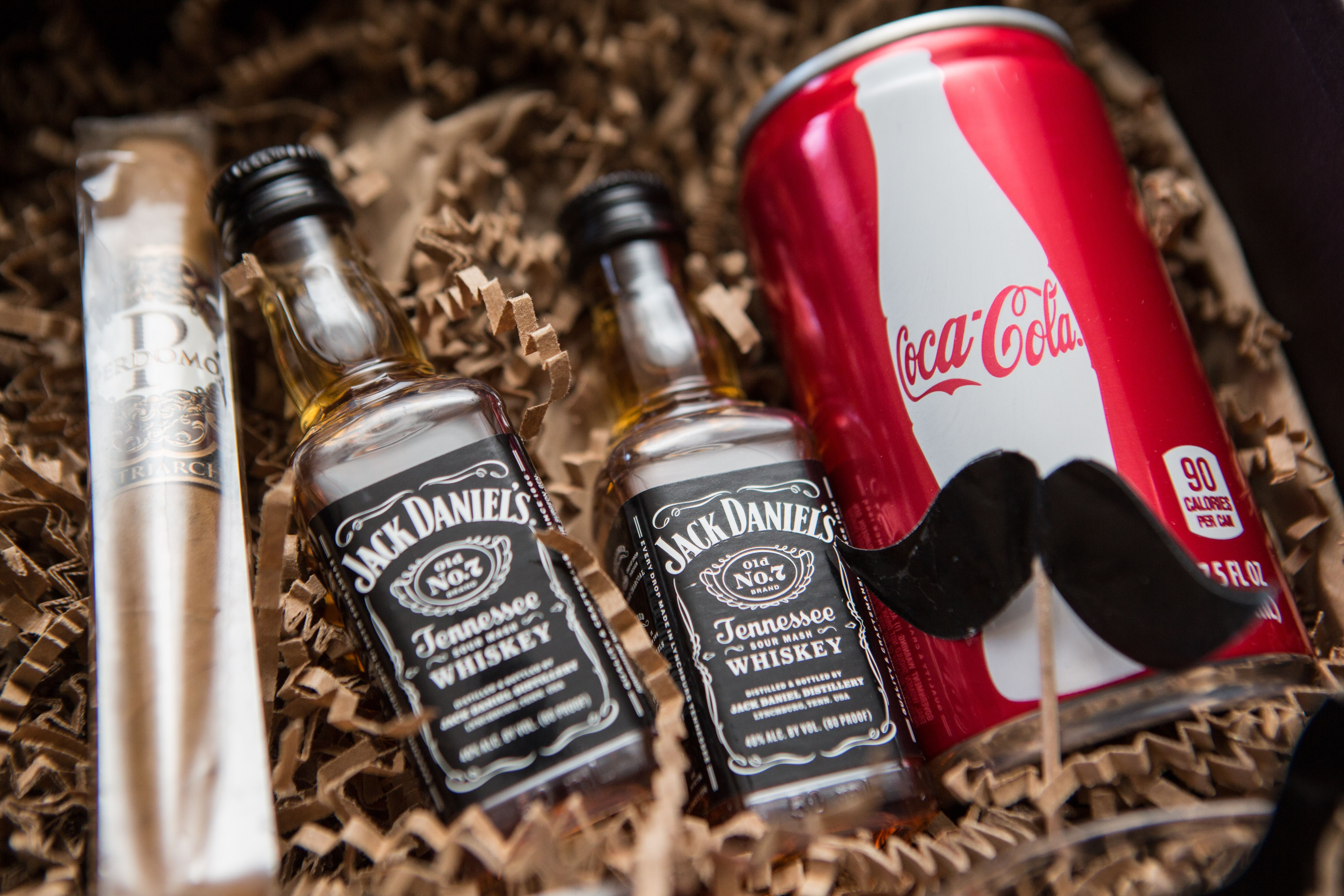 Jack Daniels And Coke Gift Boxes