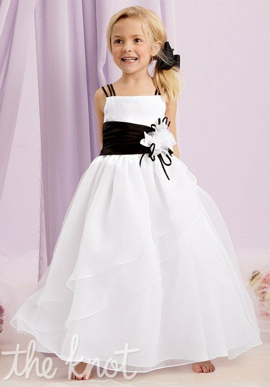 Sweet Beginnings L134 Flower Girl Dress photo