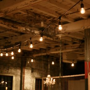 Vintage Industrial Portland Company Reception