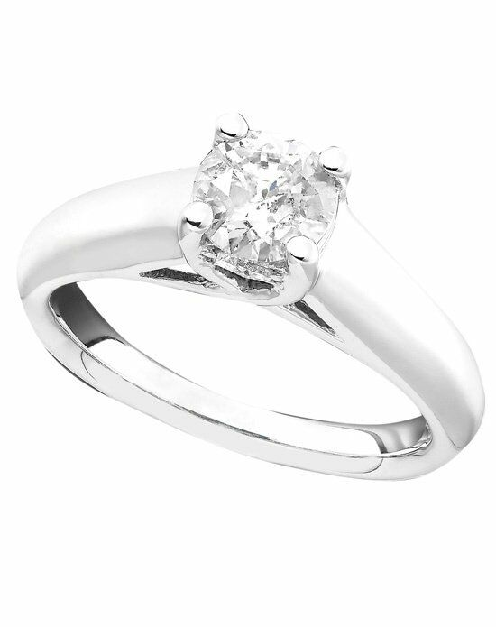 Macy s ISR2940TQ Engagement Ring The Knot