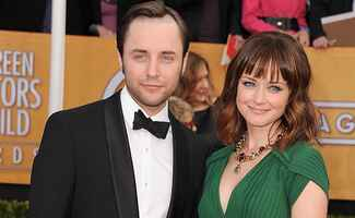 Alexis Bledel Vincent Kartheiser Wedding