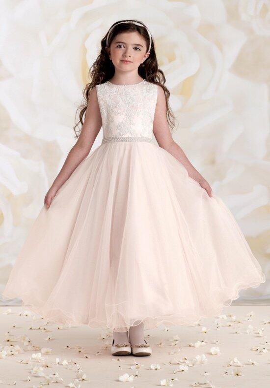 Joan Calabrese by Mon Cheri 115302 Flower Girl Dress photo