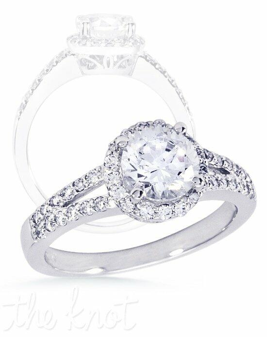Diamond Ideals HENR8722 Engagement Ring photo