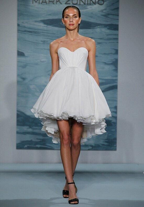 Mark Zunino for Kleinfeld 119 Wedding Dress photo