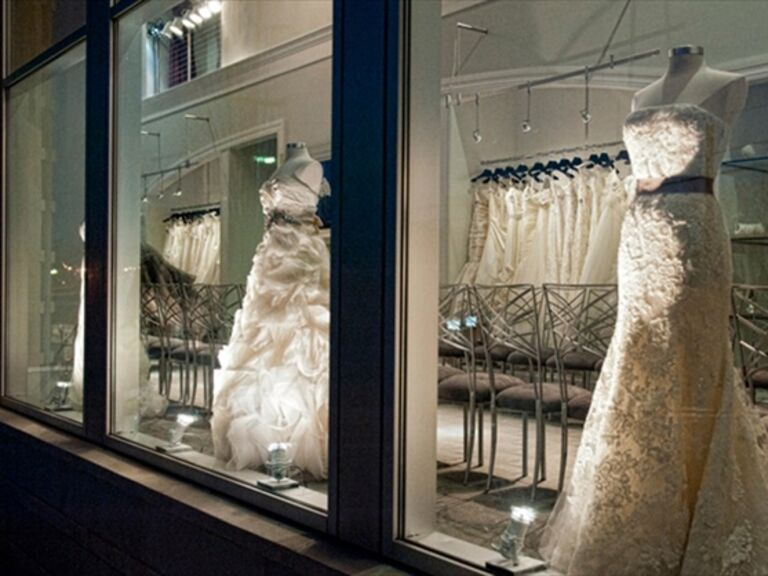 Wedding Dresses in Raleigh