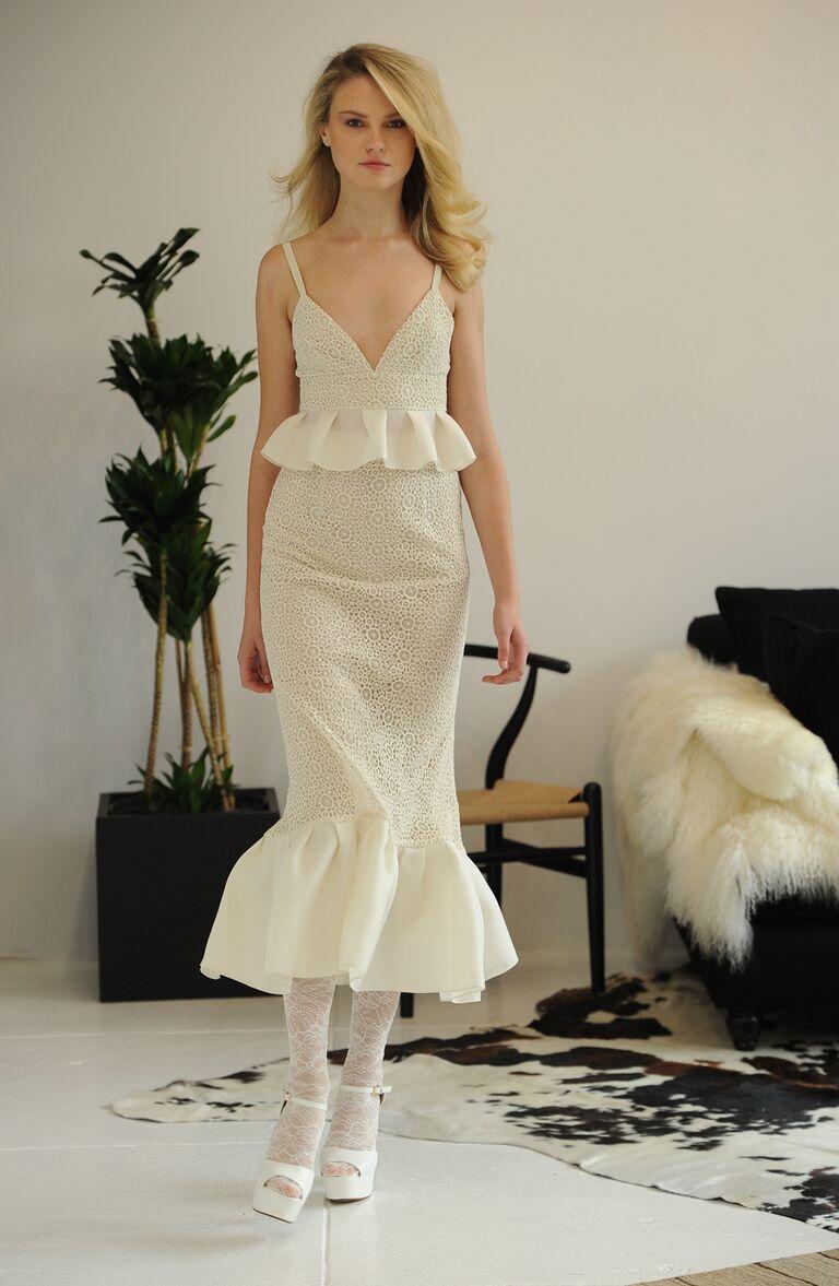 Houghton Fall Collection Wedding Dress Photos