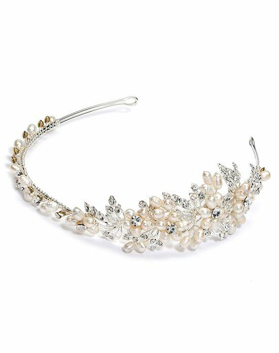USABride Bella Floral Headband TI-3170 Wedding Accessory photo