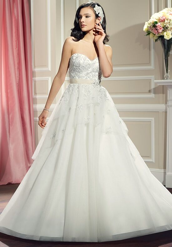 Moonlight Collection J6320 Wedding Dress photo