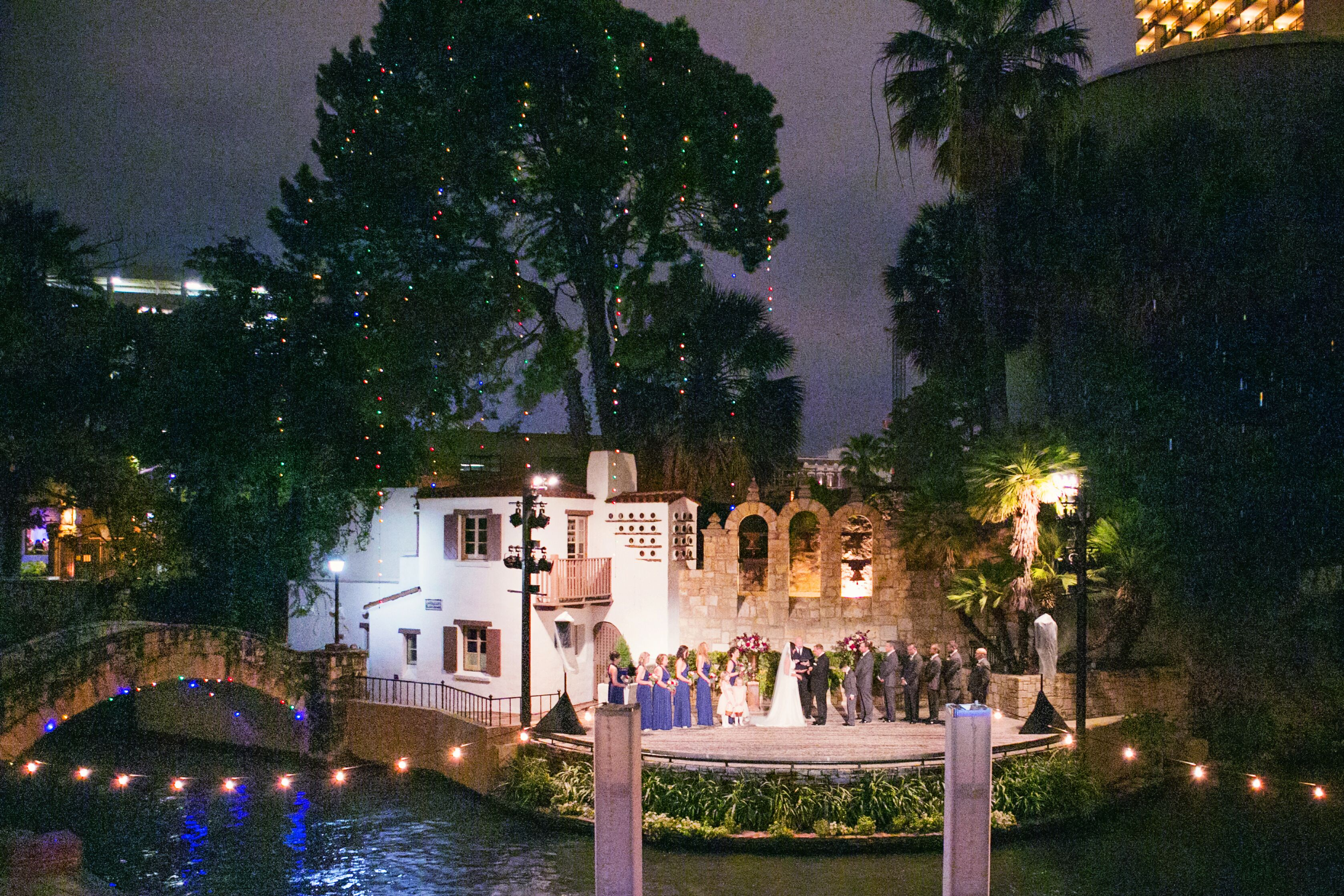 Arneson River Theater Traditional Wedding Ceremony