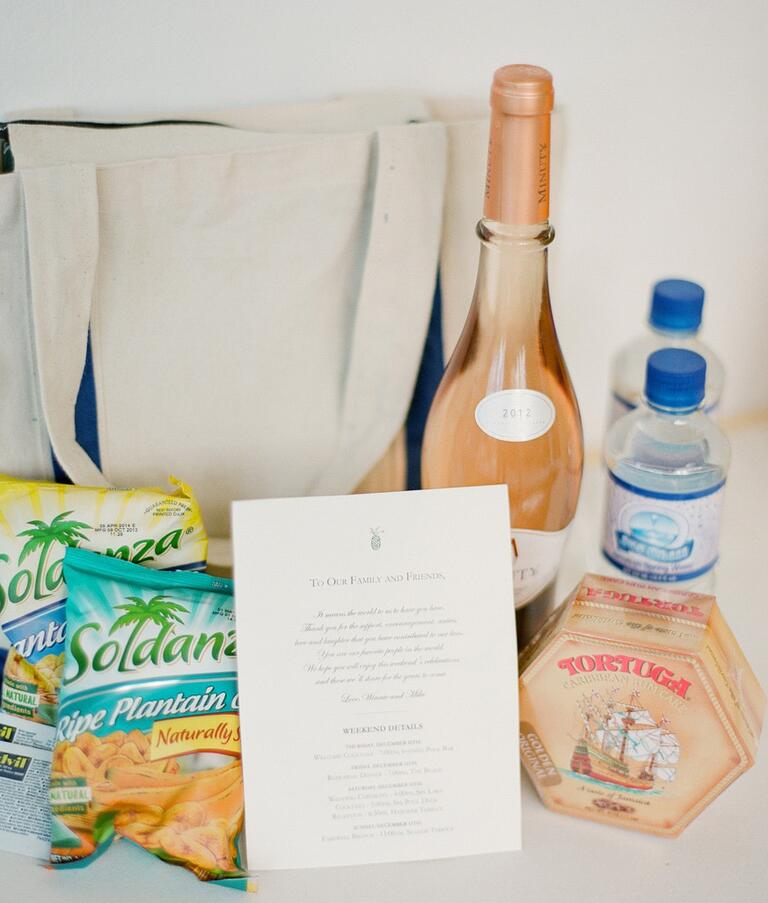 10 Tips For Perfect Welcome Bags