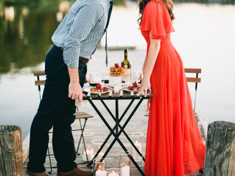 10 Valentine's Day Marriage Proposal Ideas