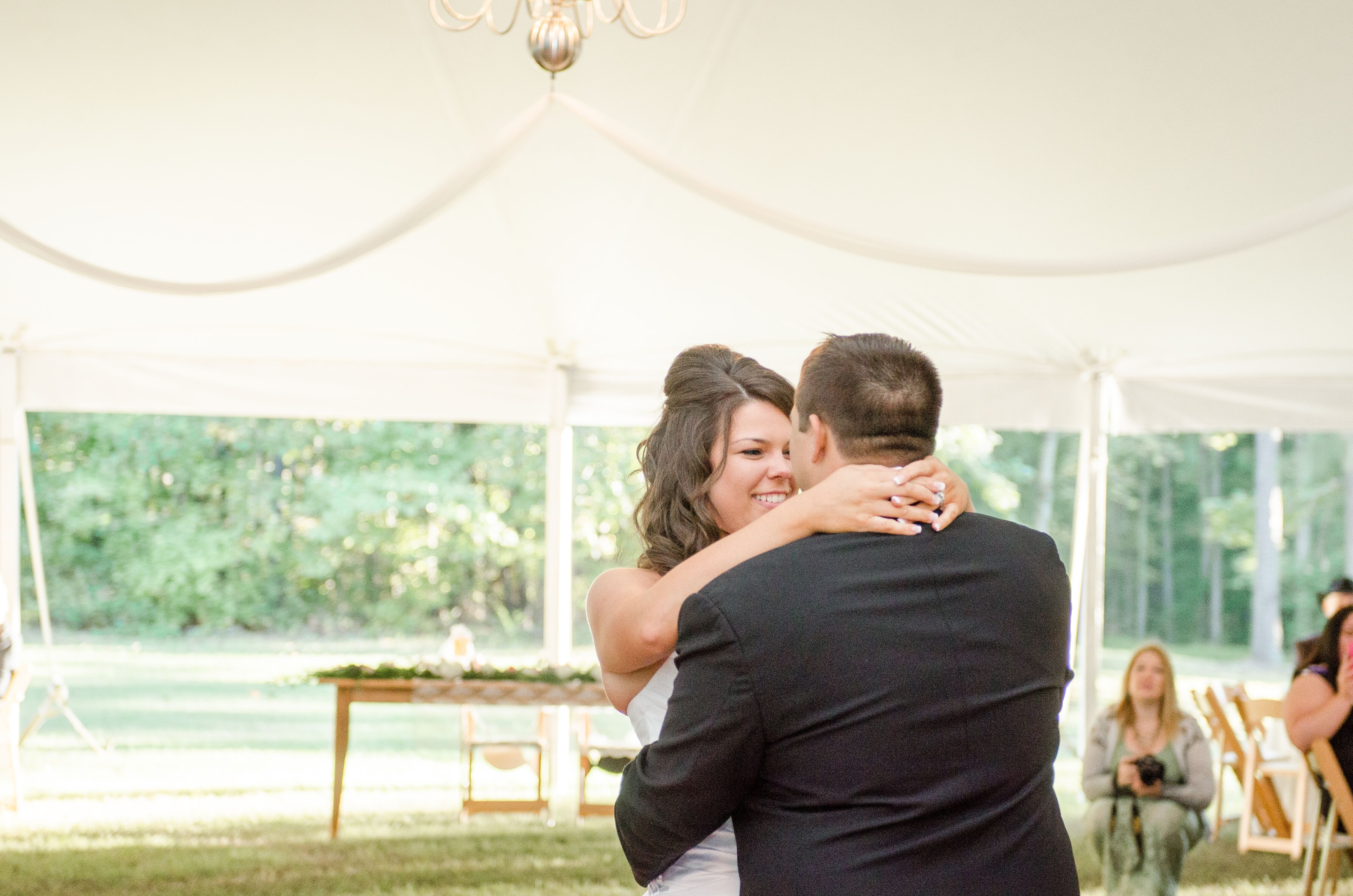 A Fun, Rustic Wedding at Bailey Springs in Chesterfield ...
