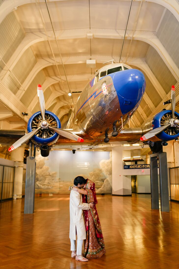 Henry Ford Museum Wedding Reception