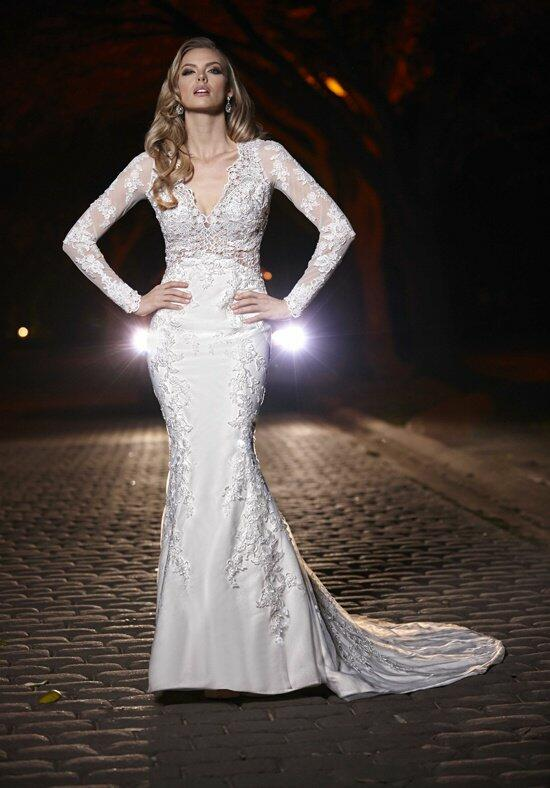 Simone Carvalli 90246 Wedding Dress photo