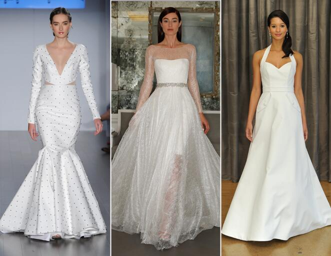 WEDDINGS 10 New Wedding Dress Trends For 2015 319 Magazine