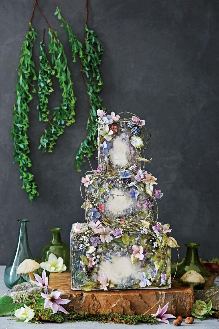 maggie austin midsummer nights dream inspired wedding cake